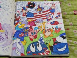 Happy 4th of July!!!~ by vivilong