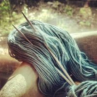Afternoon Knitting by emiko42