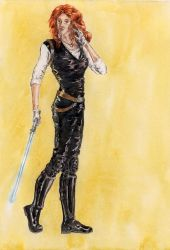 Mara Jade by JasperK-StoneKing