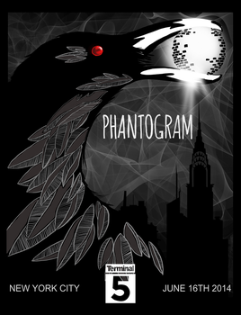 Phantogram Raven1 by Amacdesigns