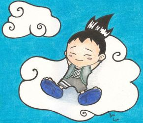 Among the Clouds by Disdainful-Loni