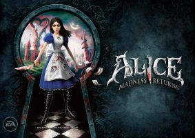 Alice Madness Returns by Albertorayman