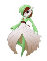 Pokemon Destiny Gardevoir by BethanyAngelstar