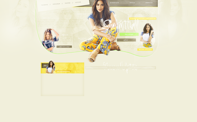 Design ft. Shay Mitchell by JacqueBiebs