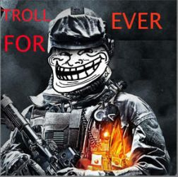 Troll forever by Superbidou