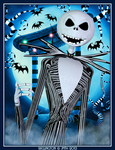Skellington by poserfan