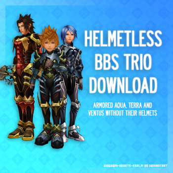 (TO UPDATE) Armored and helmetless BBS Trio - DL by SnowEmbrace