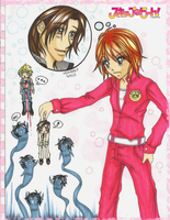 Skip Beat by The-Tall-Midget