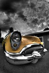 Buick Super Riviera 1954 by smallmind
