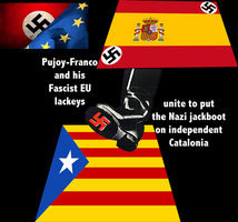 Llibertat in Catalonia by steward