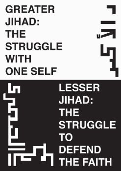 Greater and Lesser Jihad by shava50