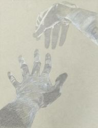 Project #1: Hands and Chiaroscuro by AnimeAddicter