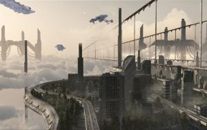 City of exiles - Ascension by spartanx118
