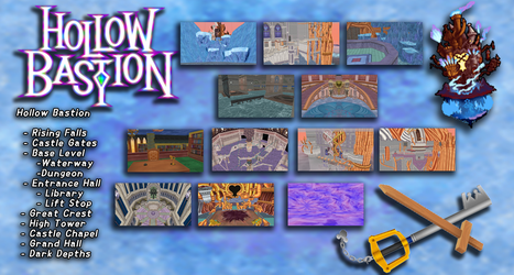 Hollow Bastion   Download by whitepaopu