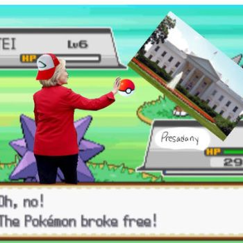 Hillary the Pokmon Trainer (100% real) by velocity420