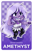 Amethyst [Chibi Collection] by Rayhak