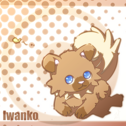 Clear face Rockruff by ef74