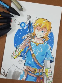Day 253 Link by TomatoStyles