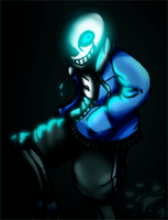 [Undertale]You're Gonna Have A Bad Time by suppafurry