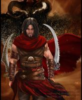 Prince of Persia: ''Warrior Within'' by Servia-D
