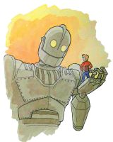 Iron Giant  by rjessup