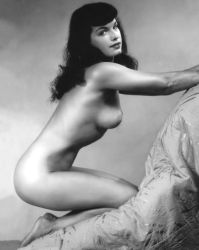 Bettie Page #3 by NJDVINTAGE