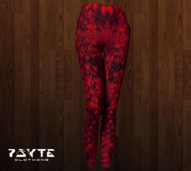 Red Dragon by PsyteClothing