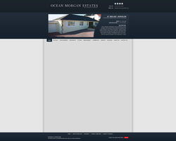 Ocean Morgan Estates for Weebly by zenro45