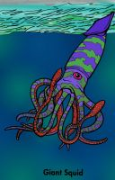 Giant Squid by DigitalApparatus