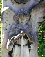 Angel with a broken wing by RusstheRab