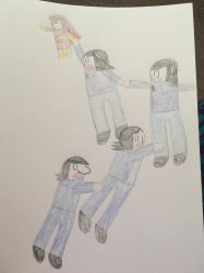 Anpanchan and The Beatles  by Beatlesfangirl15