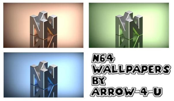 N64 ambinent wallpapers by ArRoW-4-U