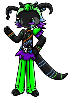:AT: Witch Doctor Ink by LunaSurge