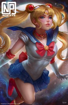 Sailormoon REVISED by NOPEYS