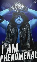 AJ Styles wallpaper by P10D by Perfect10Designs