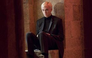 Puppy Love (Draco Malfoy x Reader) Request by ihatepinsomuch on