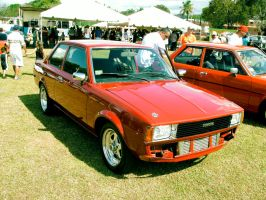 1981 Toyota Corolla 1.8 by Mister-Lou