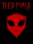 Red Mask - Story Cover (Extra Update) by BlackMachinima