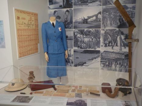Wartime artefacts by thoughtengine