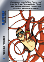 Plastic Man Special - Flexible Fighter by overpower-3rd