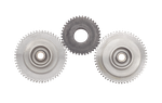 FREE Cogs Transparent PNG by AbsurdWordPreferred