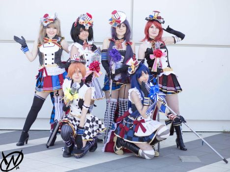 Love Live School Idol by RikaChocolat