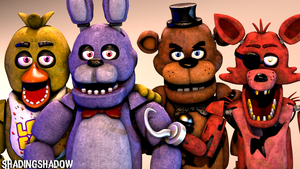 It's the Band! by ShadingShadowSFM