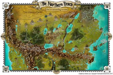 The Northern Reach by Hapimeses