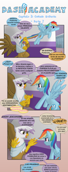 Academia Dash: Cap 2 Costado Ardiente - Parte 7 by papao156