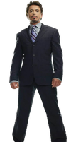 Tony Stark PNG by Gasa979