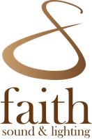 Logo Faith Sound by petkanna