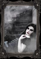 Stairway to unknown by Drusila333