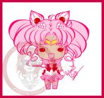 Sailor Chibi Moon Chibi by ArtimasStudio