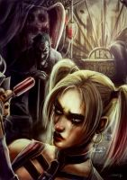 Harley's Lullaby by Rivan145th